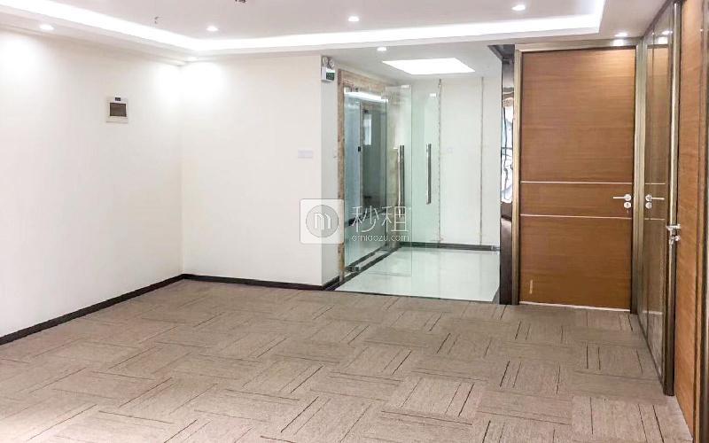 杭钢富春大厦写字楼出租165平米豪装办公室150元/m².月