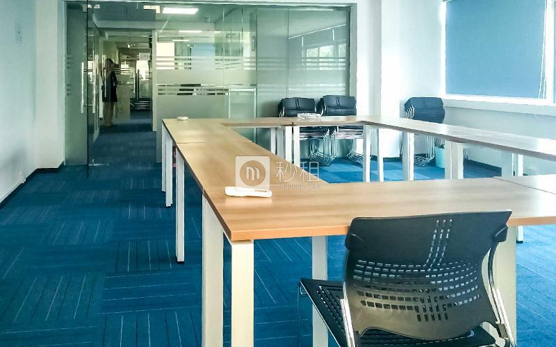 广安大厦写字楼出租213平米精装办公室55元/m².月