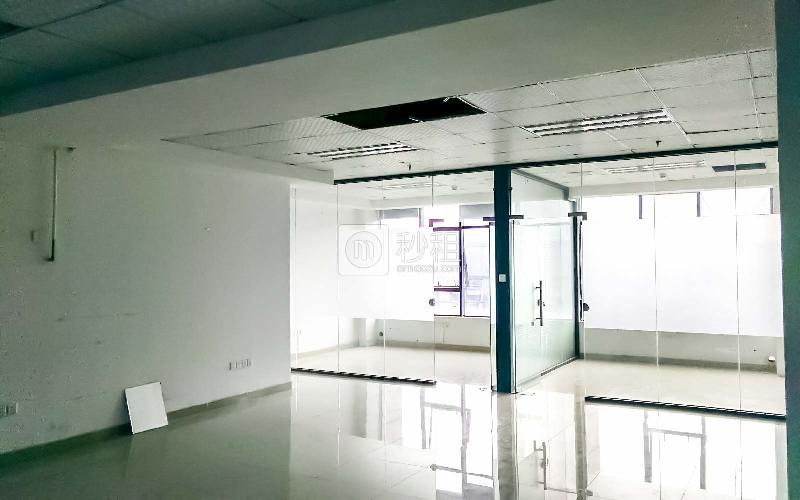 旭生大厦写字楼出租133平米简装办公室69元/m².月