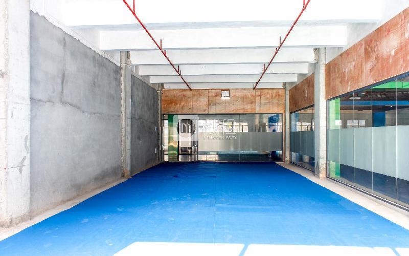 汇聚新桥107创智园写字楼出租184平米毛坯办公室135元/m².月