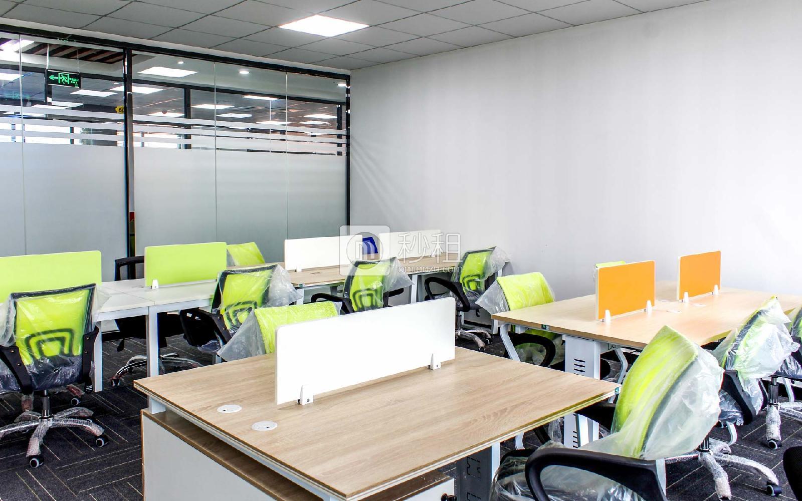 1970科技小镇写字楼出租193平米精装办公室86元/m².月