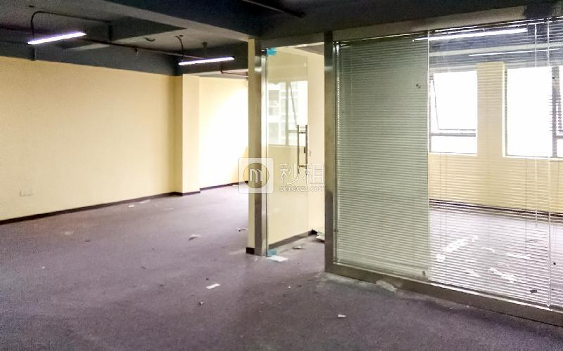 旭生大厦写字楼出租180平米简装办公室65元/m².月