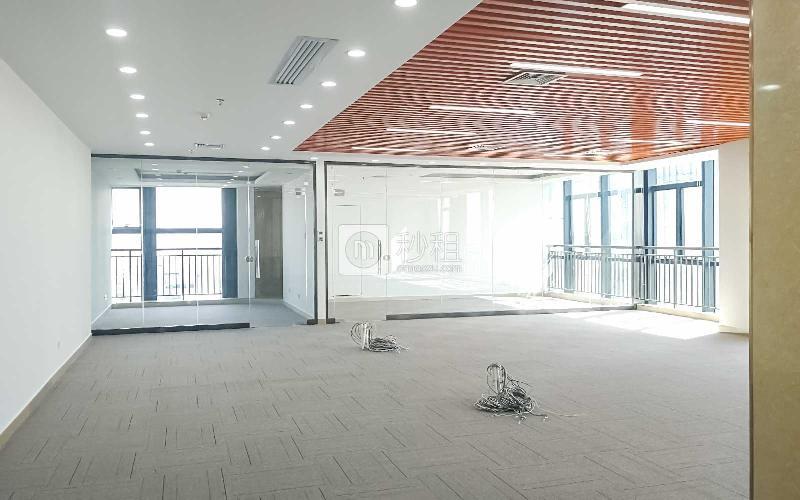 比克科技大厦写字楼出租332平米精装办公室120元/m².月