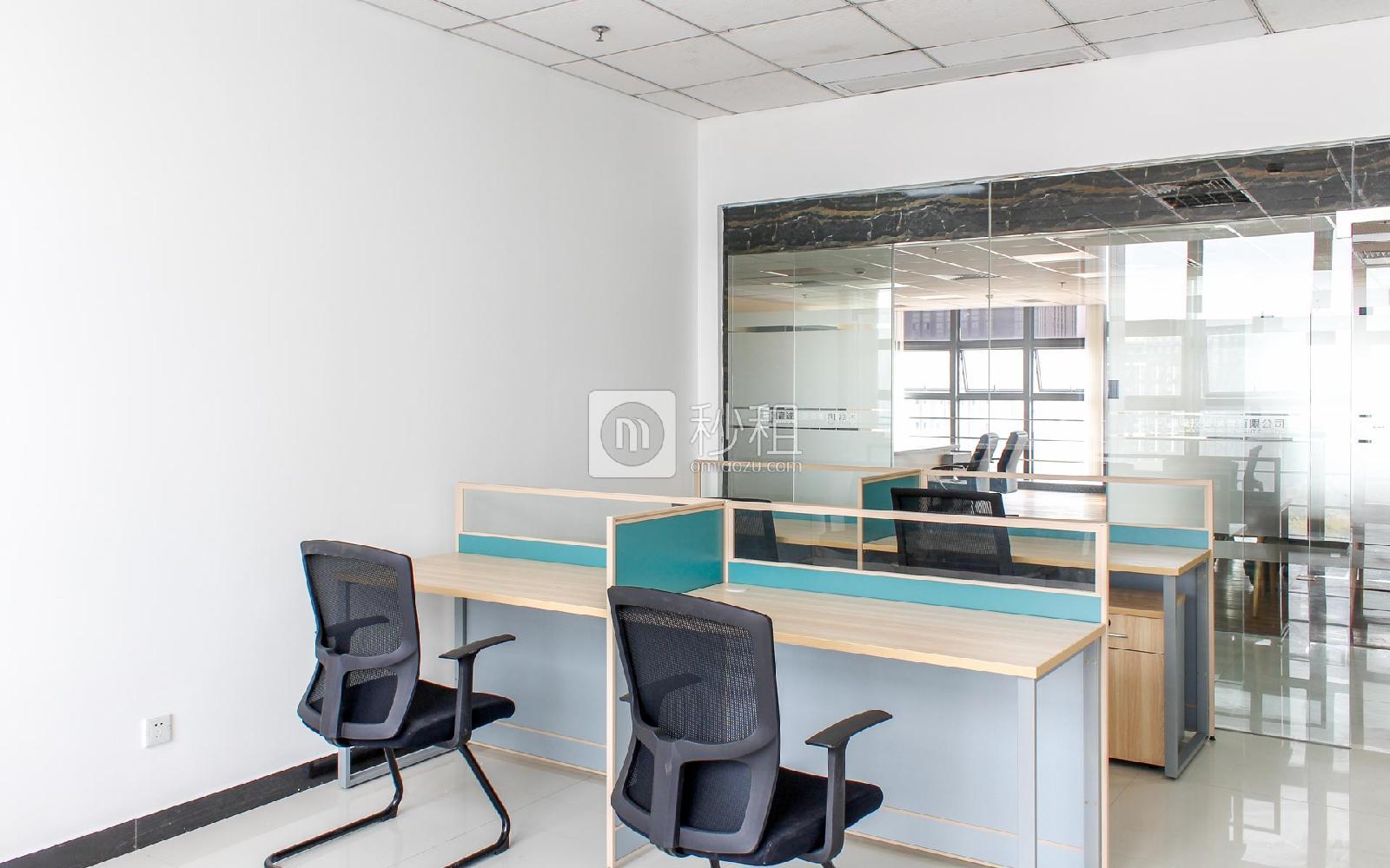 中海信创新产业城-国高诚创客空间写字楼出租40平米精装办公室50元/m².月
