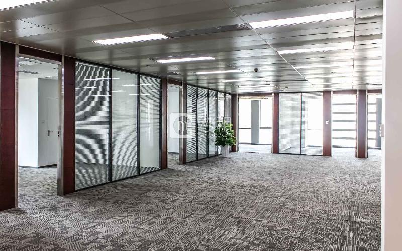 华嵘大厦写字楼出租537平米精装办公室190元/m².月