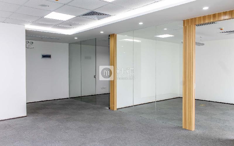 京基滨河时代广场写字楼出租160平米精装办公室135元/m².月