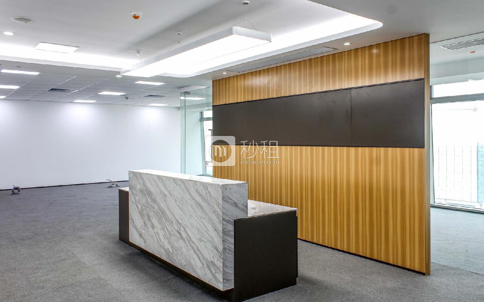 京基滨河时代广场写字楼出租350平米精装办公室198元/m².月