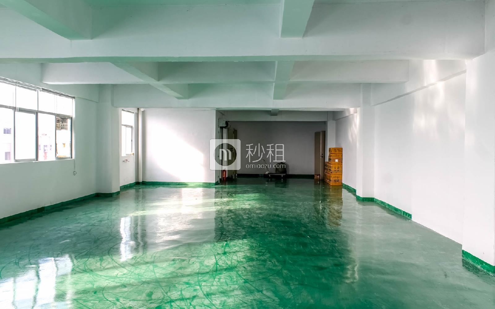 百思富创意空间写字楼出租160平米简装办公室37元/m².月