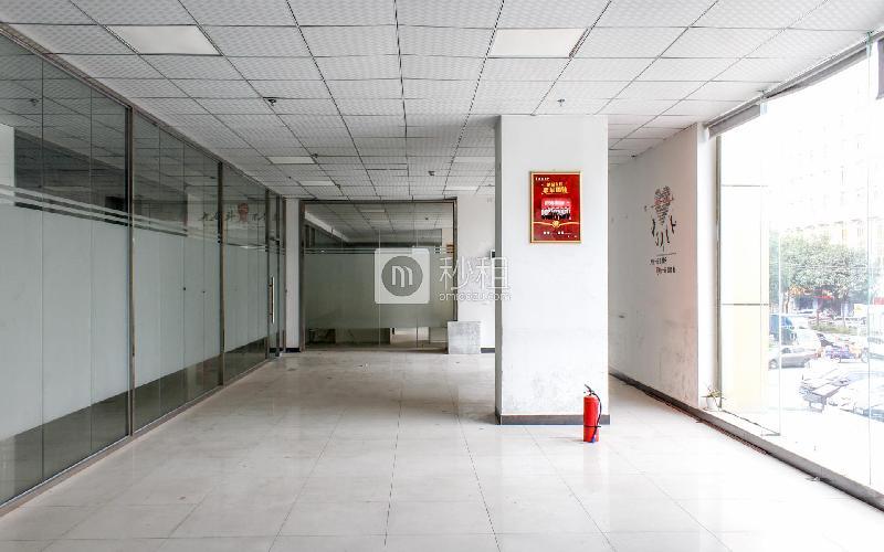 铭泰商务中心写字楼出租180平米精装办公室53元/m².月
