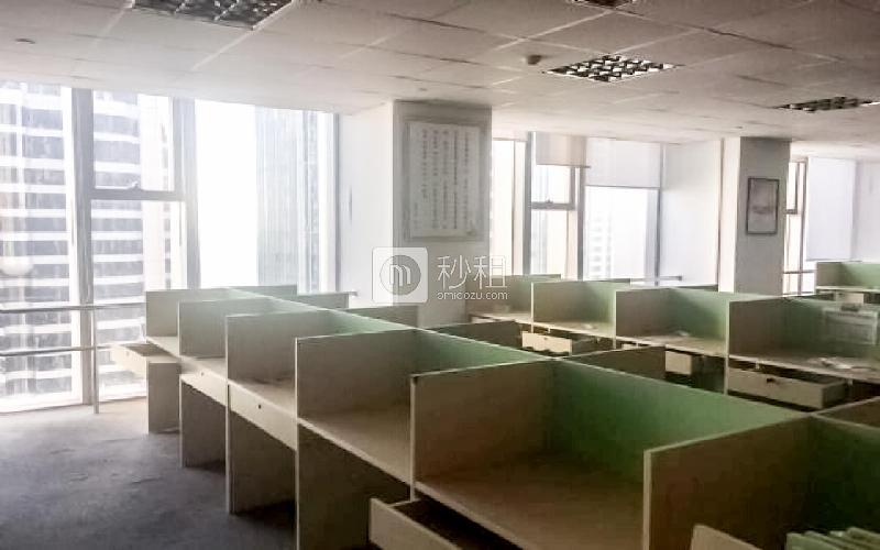 青岛中心大厦写字楼出租464平米精装办公室5元/m².天