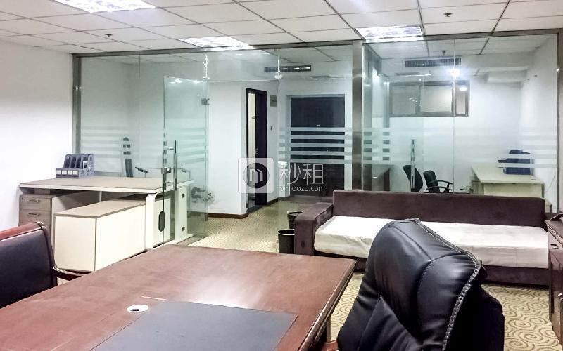 天宝国际写字楼出租65平米精装办公室1.47元/m².天