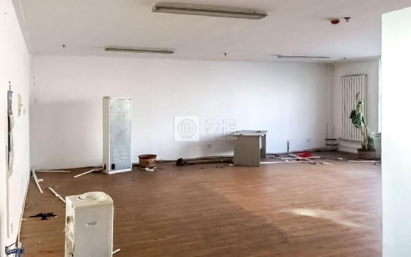 华宇大厦写字楼出租101平米毛坯办公室4800元/间.月