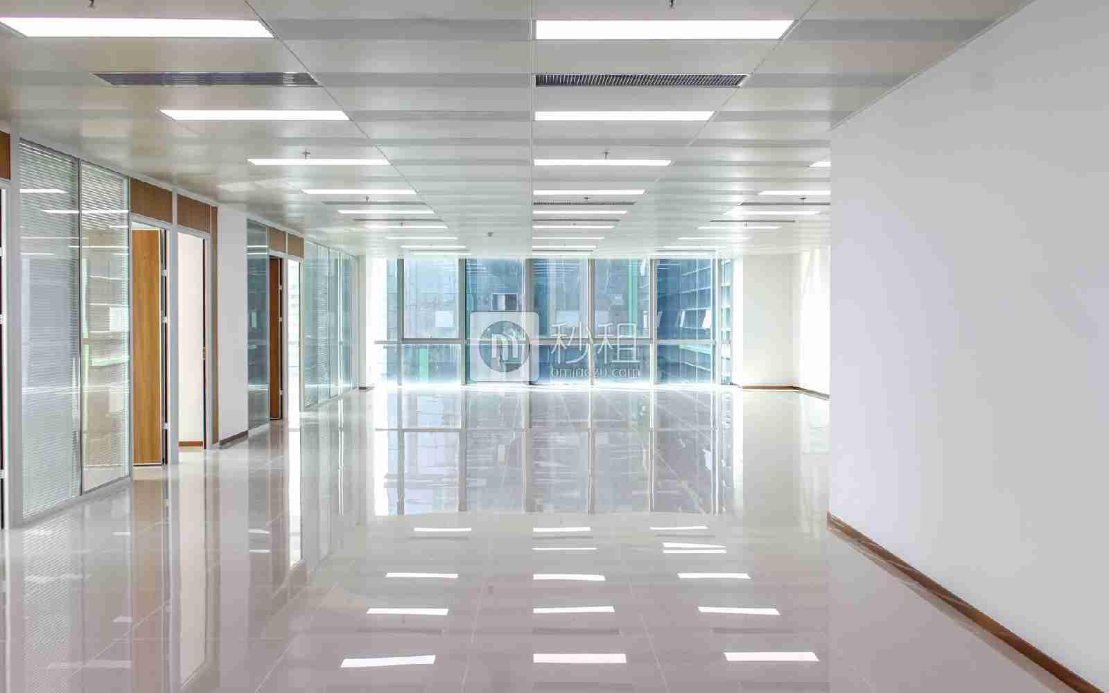 深业U中心写字楼出租612平米精装办公室60元/m².月