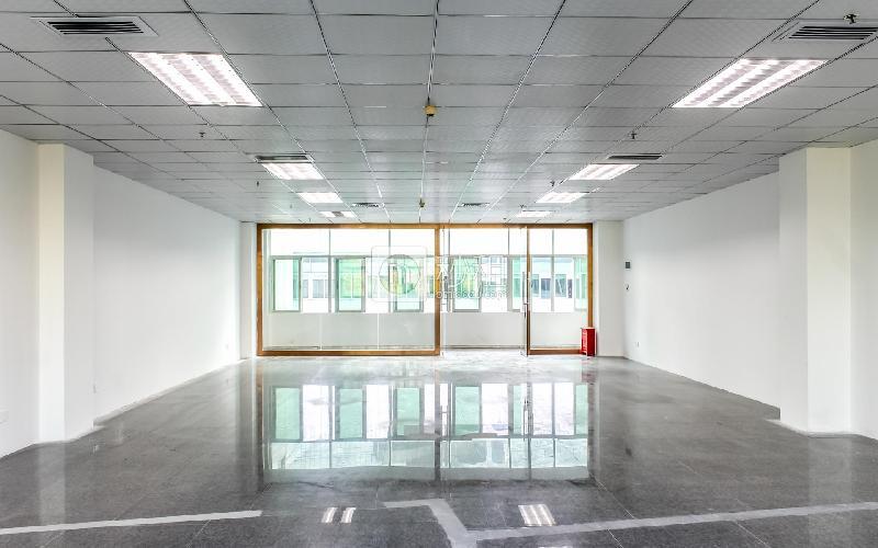 华科大厦写字楼出租238平米简装办公室75元/m².月