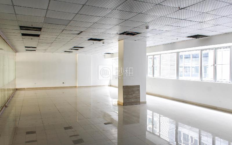 蓝坤集团大厦写字楼出租180平米简装办公室45元/m².月
