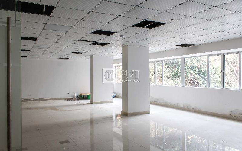 蓝坤集团大厦写字楼出租200平米简装办公室45元/m².月