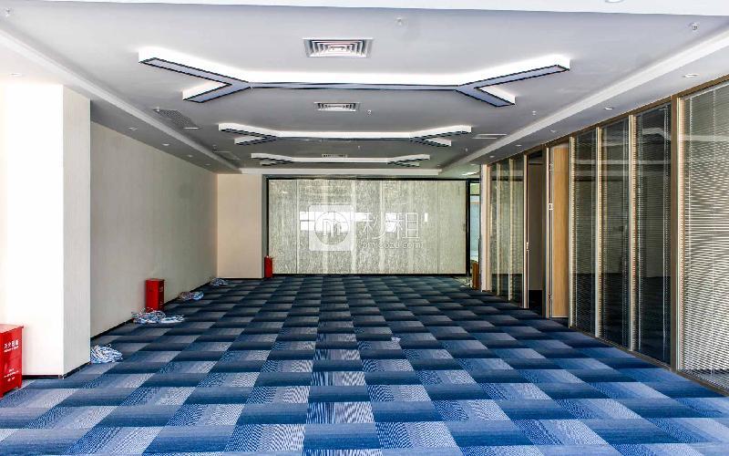 中科智宏大厦写字楼出租298平米精装办公室115元/m².月