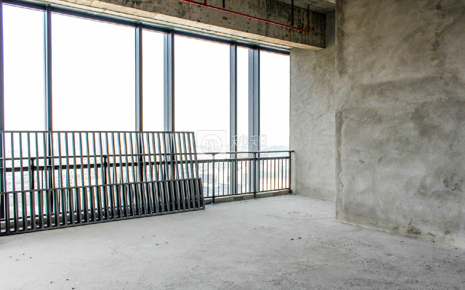 动车国际·城立方写字楼出租130平米毛坯办公室108元/m².月