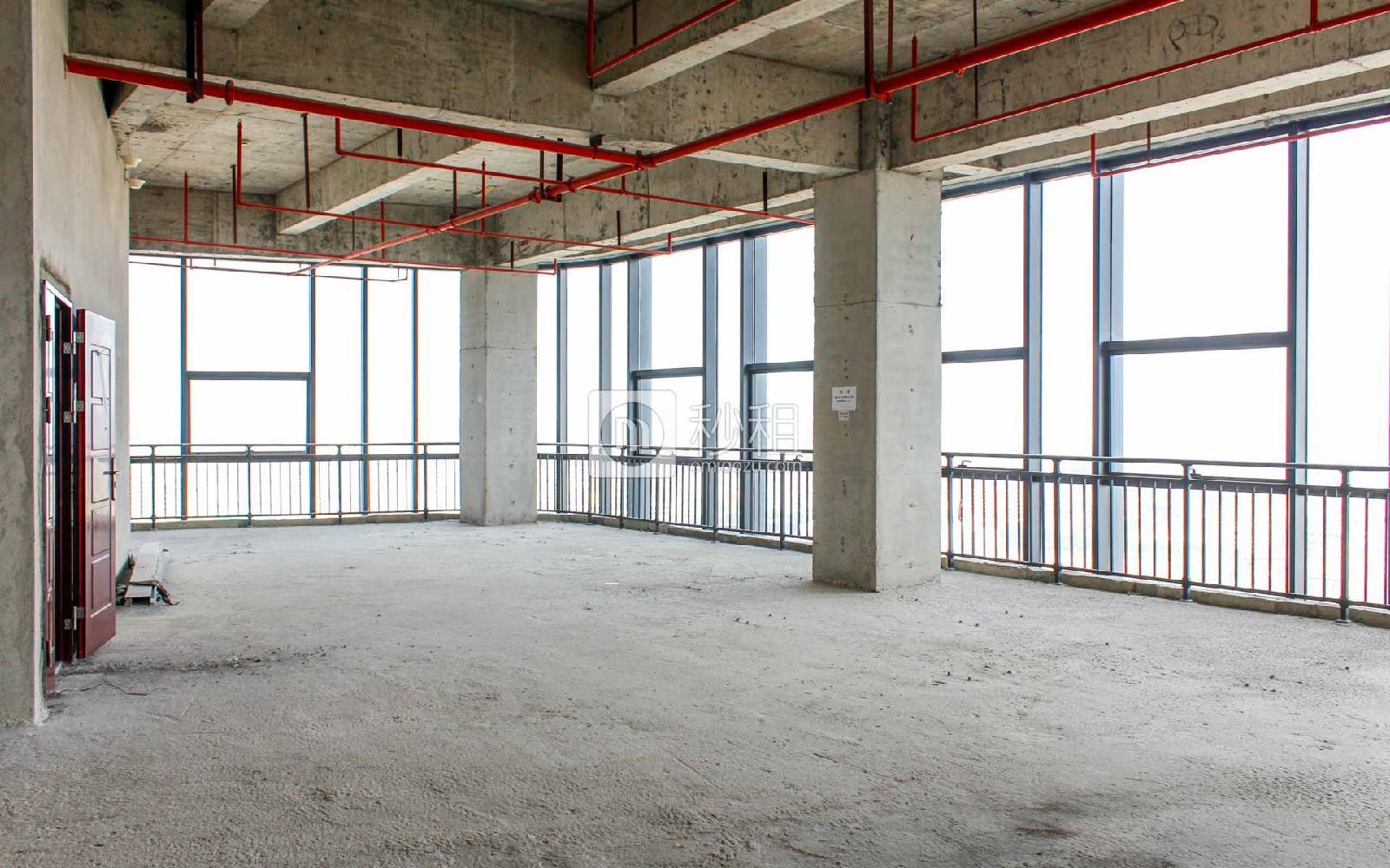 城立方写字楼出租335平米毛坯办公室119元/m².月