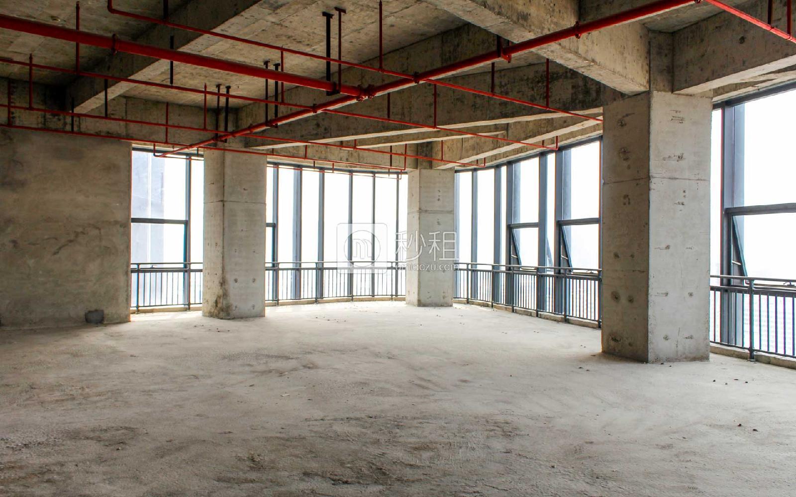 城立方写字楼出租390平米毛坯办公室119元/m².月