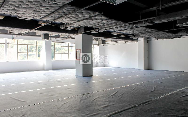 蛇口网谷-科技大厦-智酷空间写字楼出租508平米毛坯办公室110元/m².月