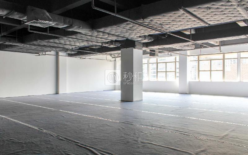 蛇口网谷-科技大厦-智酷空间写字楼出租1530平米毛坯办公室105元/m².月