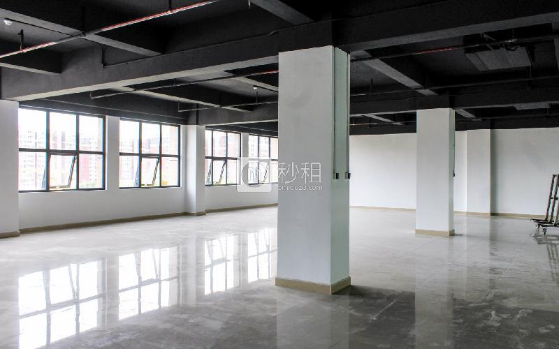 华盛泰科技大厦写字楼出租280平米精装办公室55元/m².月