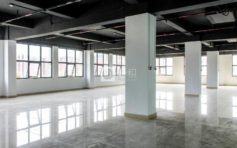 华盛泰科技大厦写字楼出租390平米精装办公室45元/m².月