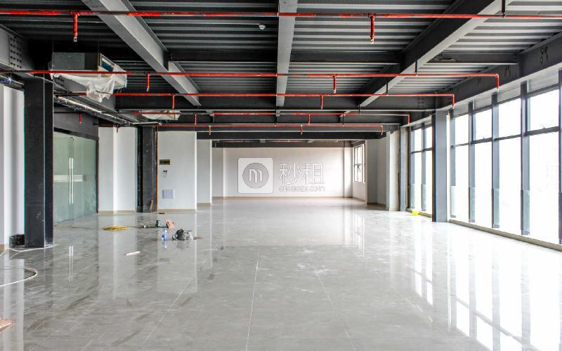 华盛泰科技大厦写字楼出租600平米精装办公室55元/m².月