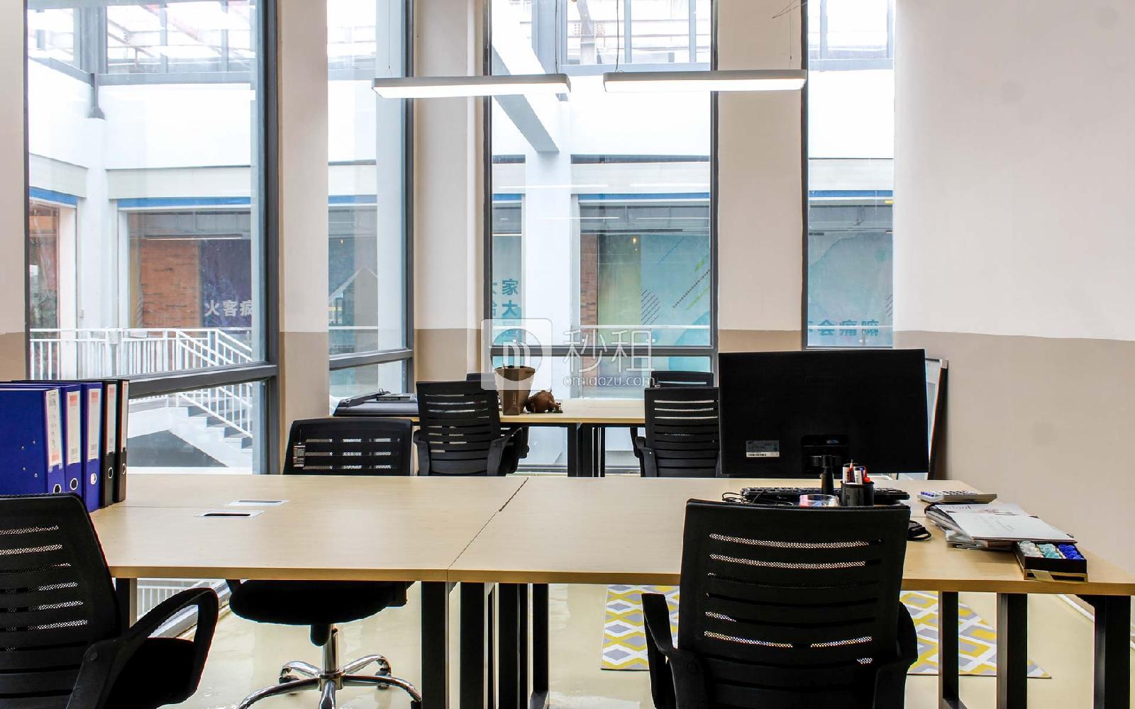 289数字半岛(铭可达国际物流园)写字楼出租50平米精装办公室12000元/间.月