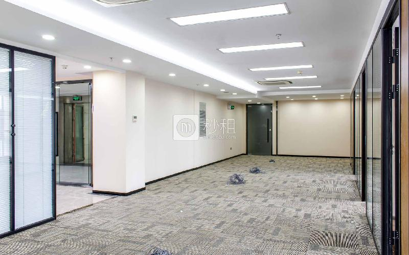 创建大厦(福田)写字楼出租225平米精装办公室185元/m².月
