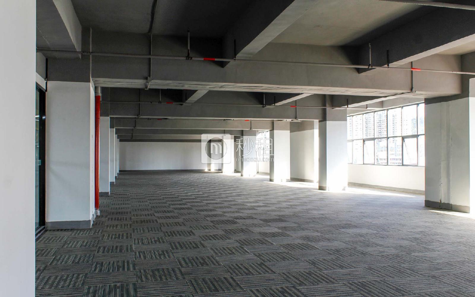 泉森.红木棉创意园写字楼出租900平米简装办公室50元/m².月