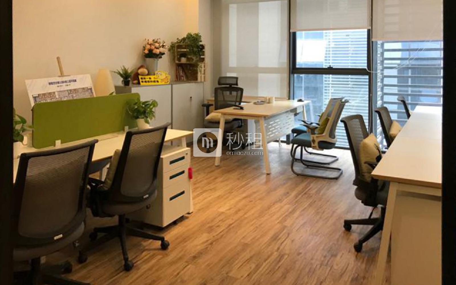 U&P联合工社-新视艺创客公园写字楼出租40平米精装办公室16000元/间.月
