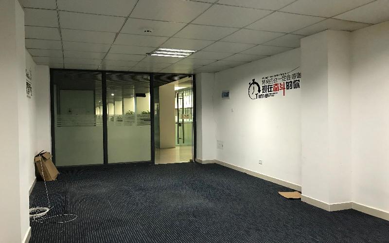 博智中心-定军山数字电影文化科技创意园写字楼出租50平米精装办公室50元/m².月