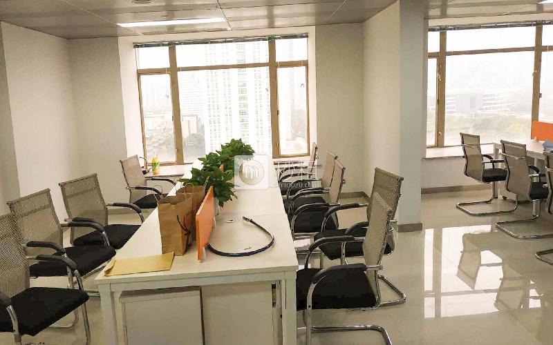敦煌大厦写字楼出租392平米精装办公室144元/m².月