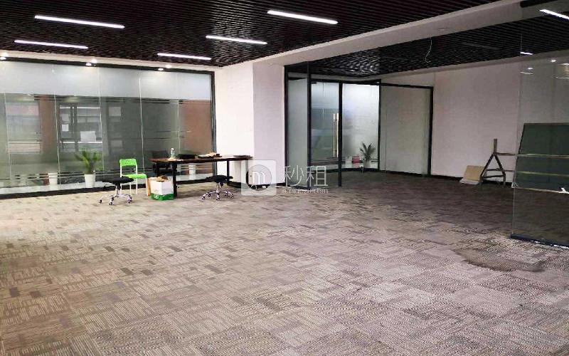 九洲电器大厦写字楼出租378平米精装办公室108元/m².月