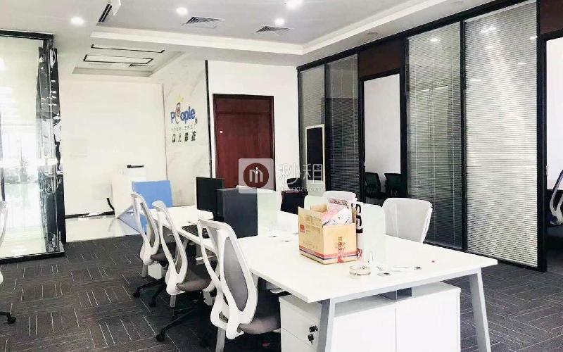 深圳湾一号写字楼出租638平米精装办公室320元/m².月