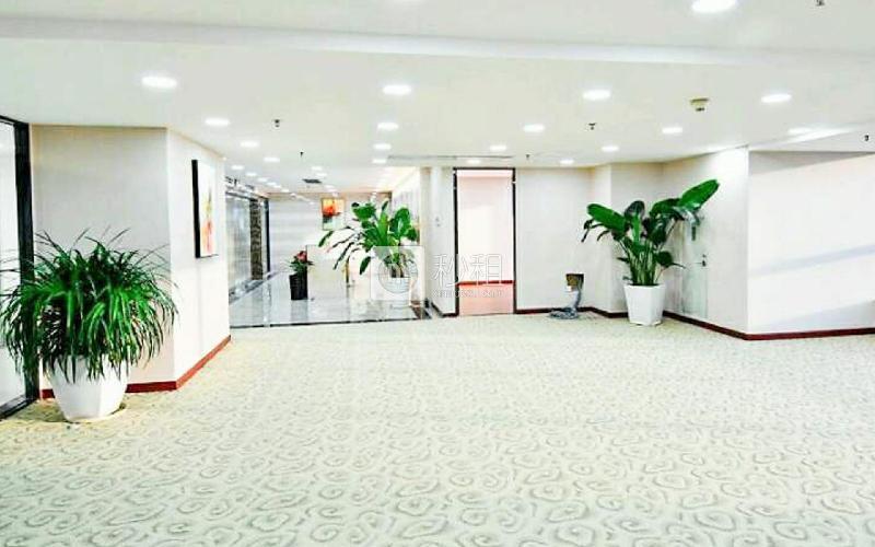 江苏大厦写字楼出租520平米精装办公室130元/m².月