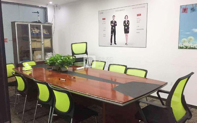 金润大厦写字楼出租480平米精装办公室170元/m².月