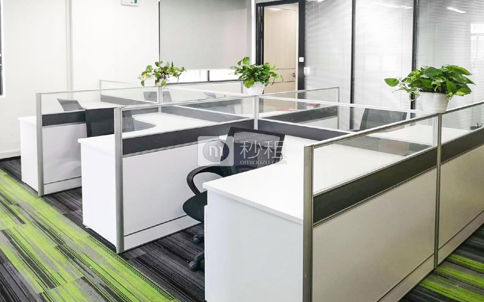 高新奇科技园(二期)写字楼出租197平米精装办公室80元/m².月