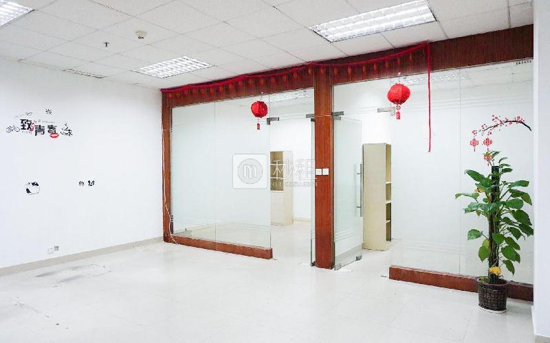 海松大厦写字楼出租100平米精装办公室106元/m².月