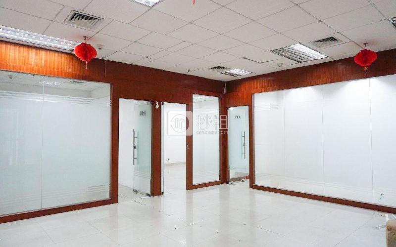 海松大厦写字楼出租178平米精装办公室100元/m².月