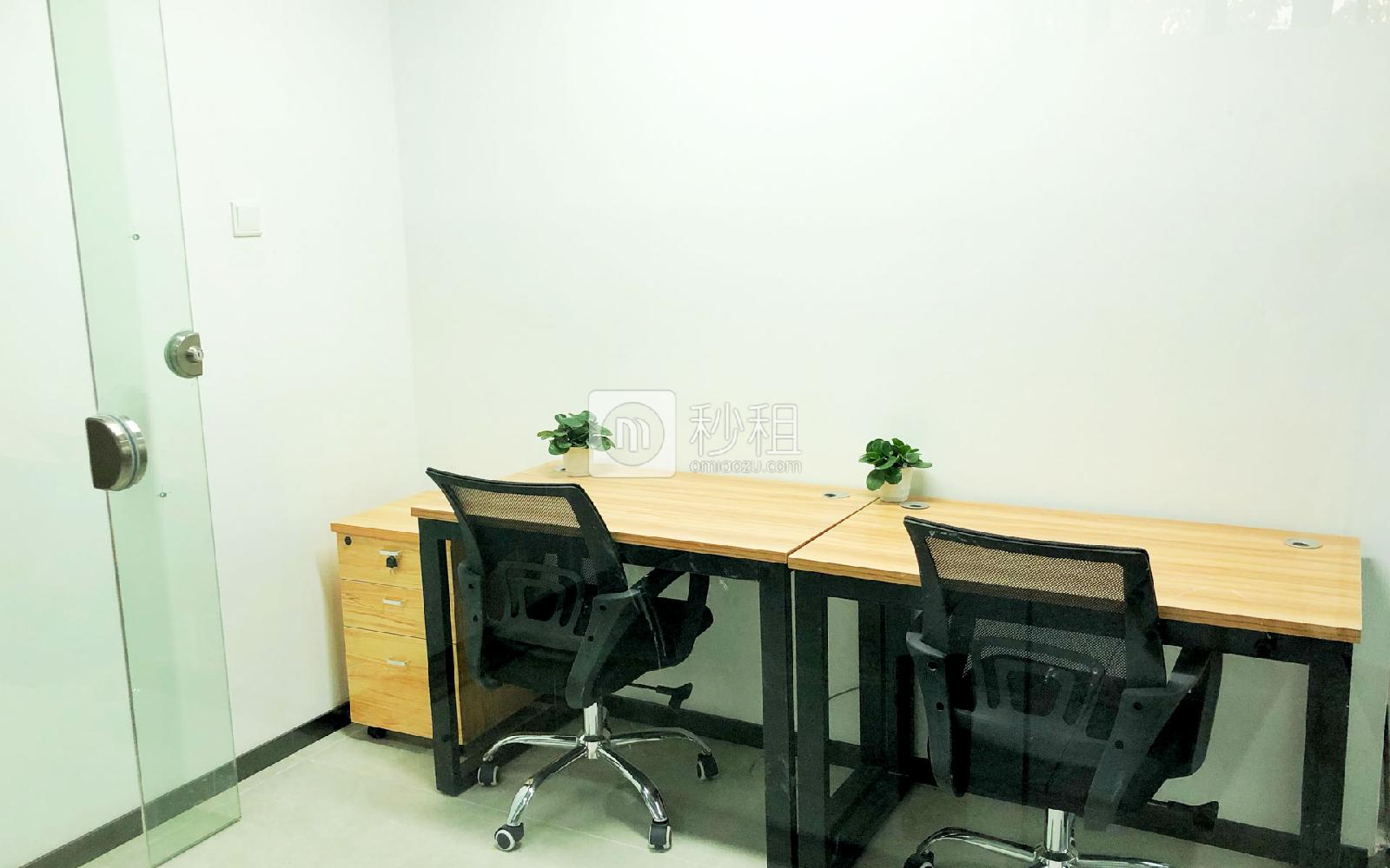 泉森·文里CreativeWork写字楼出租8平米精装办公室1200元/间.月