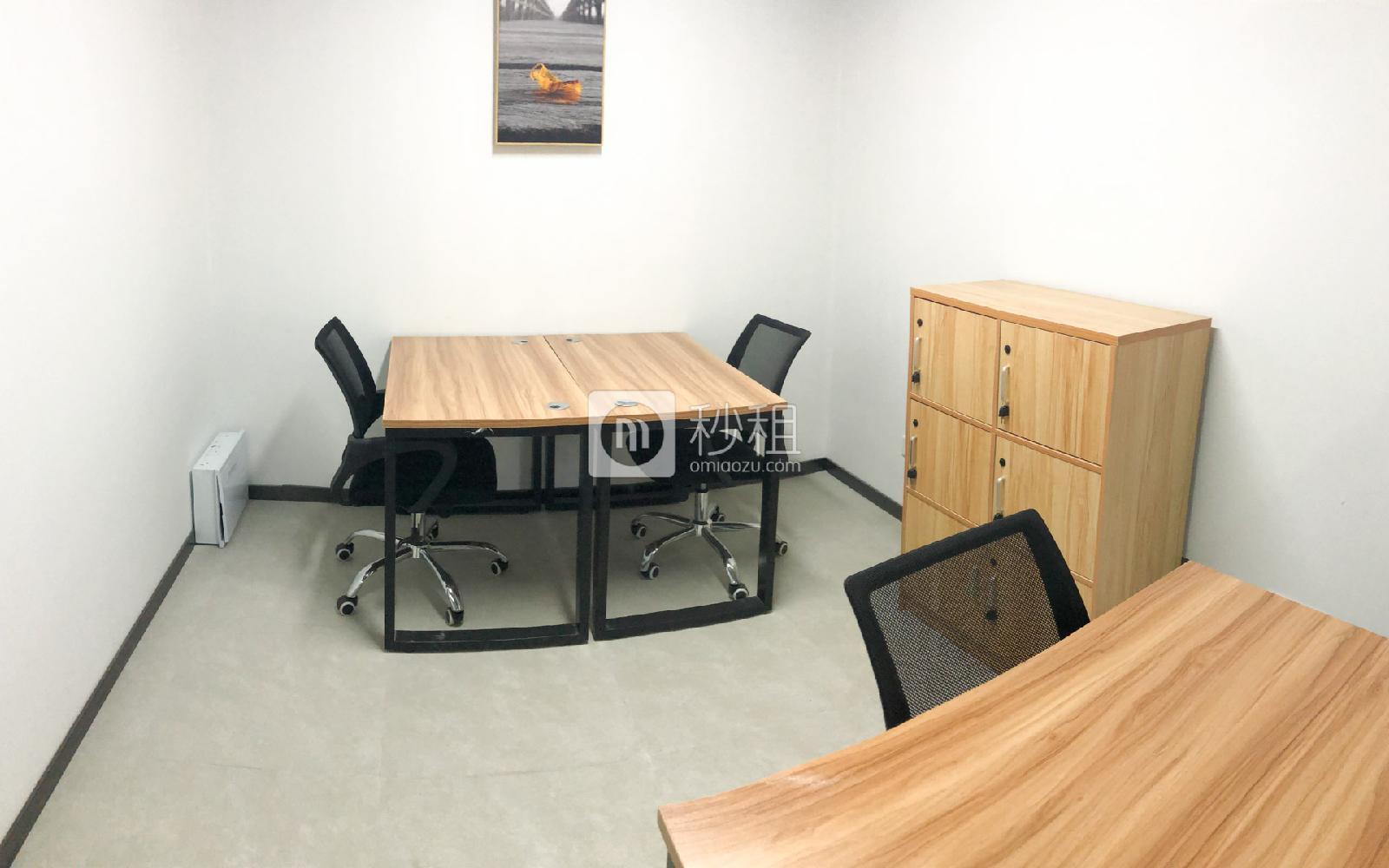 泉森·文里CreativeWork写字楼出租16平米精装办公室2000元/间.月