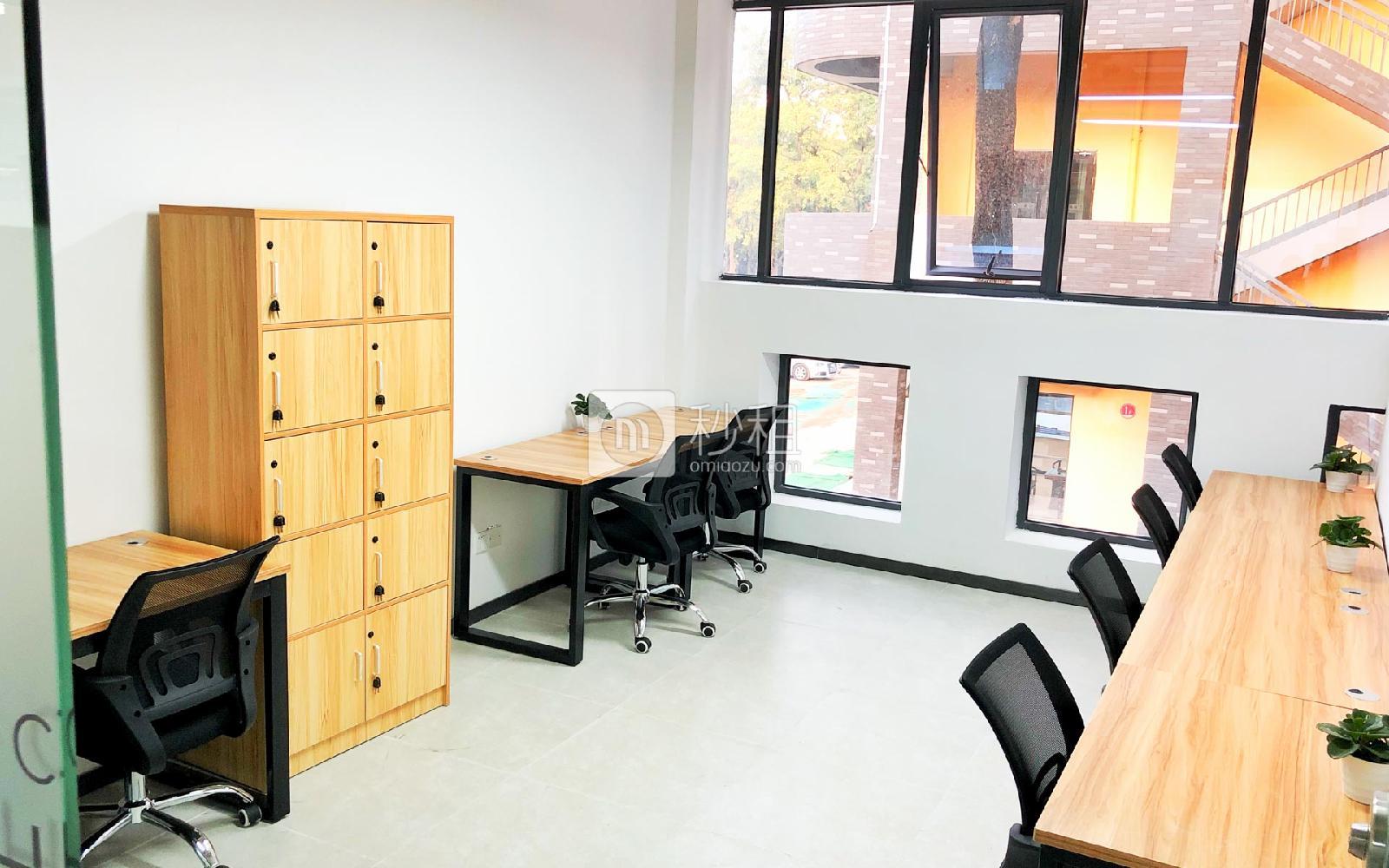泉森·文里CreativeWork写字楼出租35平米精装办公室4000元/间.月