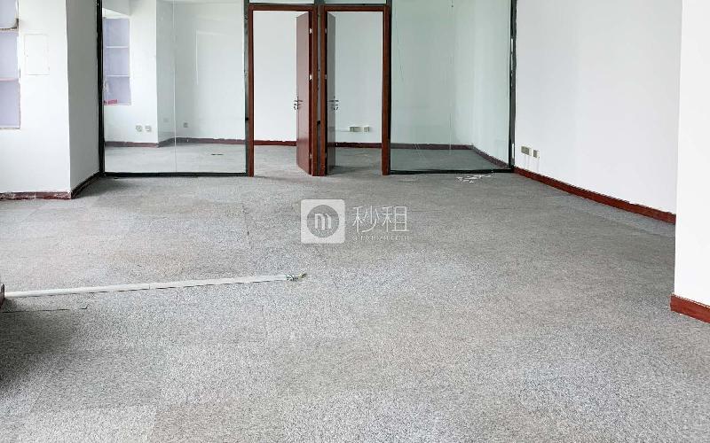中服大厦写字楼出租130平米精装办公室9元/m².天