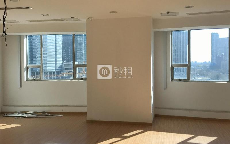 中服大厦写字楼出租135平米精装办公室9元/m².天