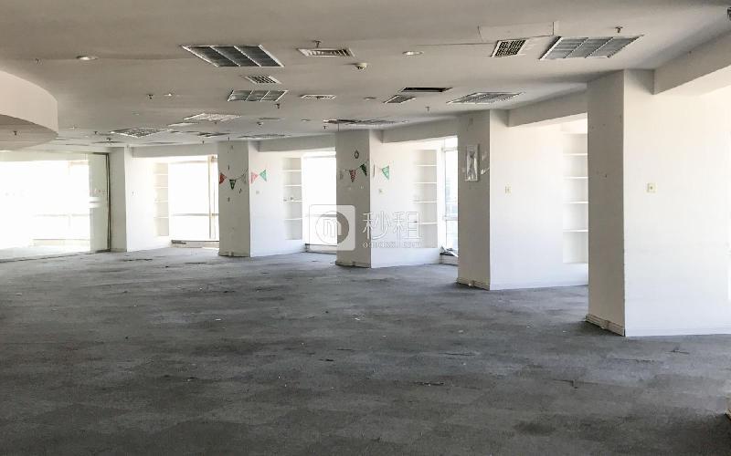 中服大厦写字楼出租300平米精装办公室9元/m².天