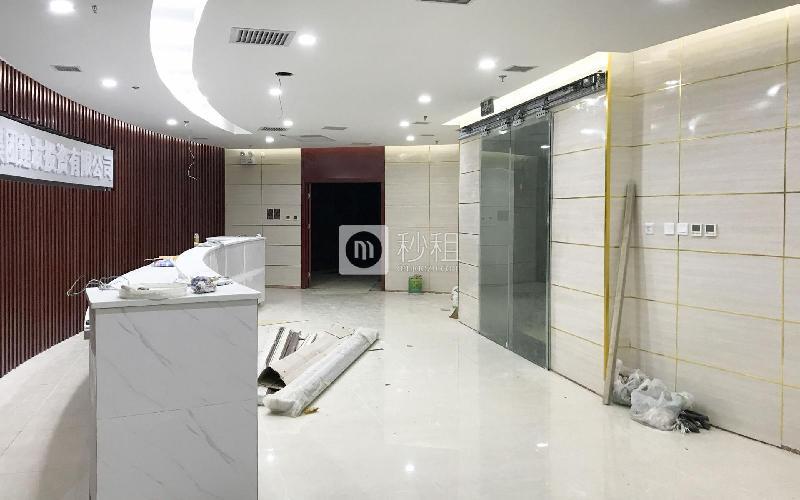 中服大厦写字楼出租1428平米精装办公室12元/m².天