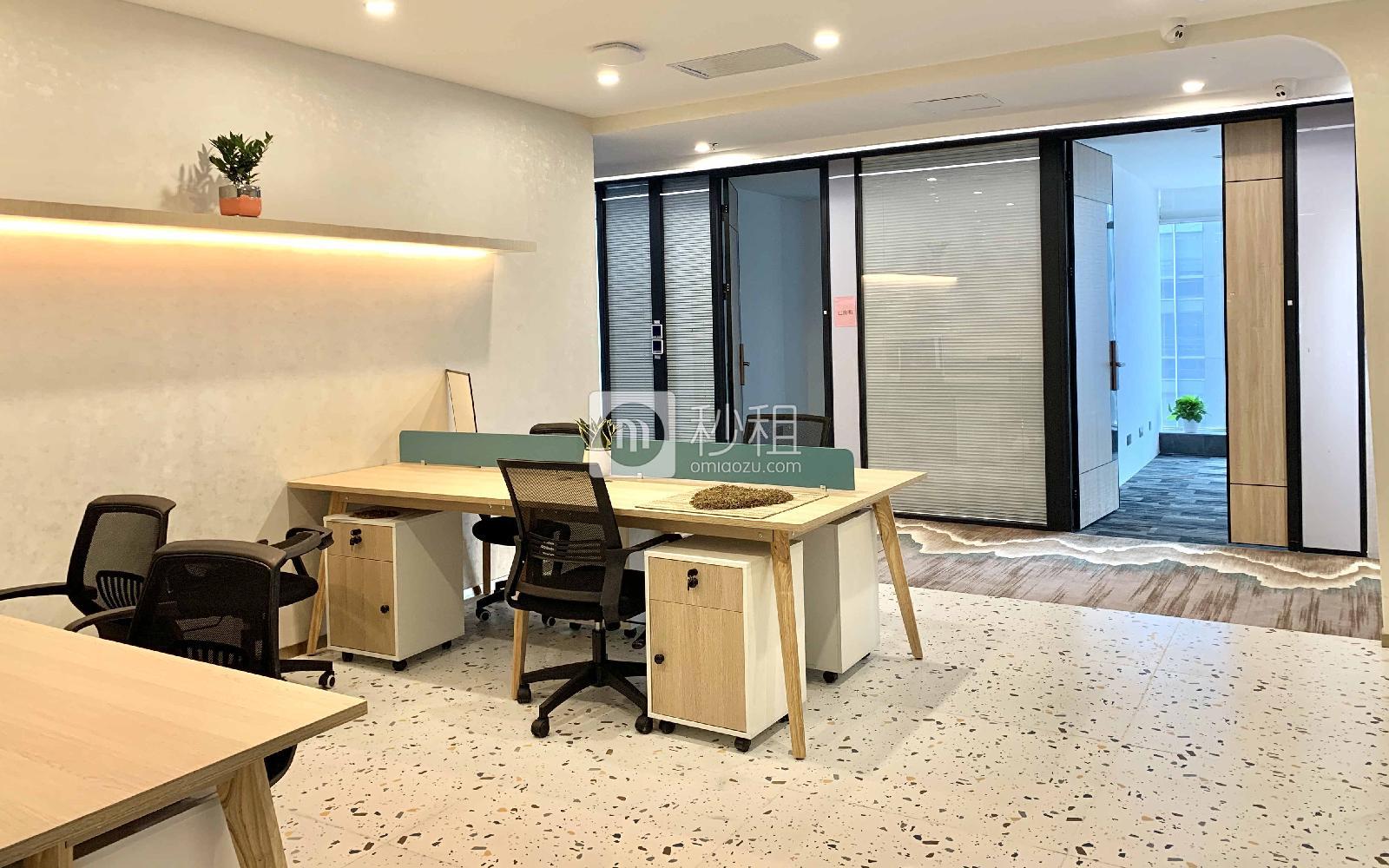 X-VALUE联合办公-豪威科技大厦写字楼出租10平米豪装办公室998元/工位.月
